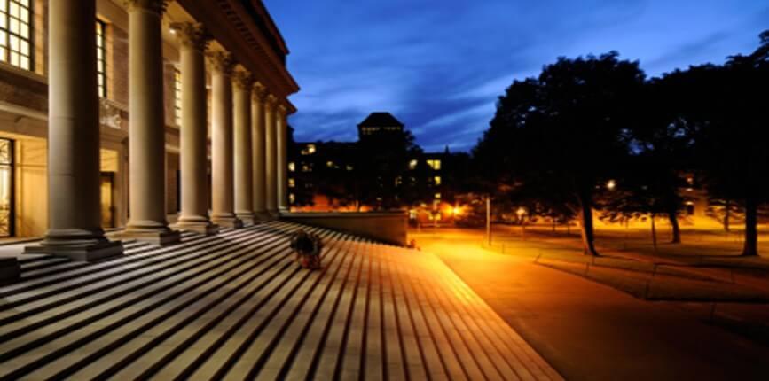 Cambridge Mass Ave Area MIT